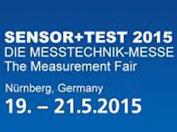 Come and Visit Winsen at Sensor + Test 2015, Germany